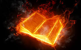 palavra em fogo