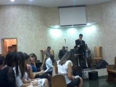 AD. Deus Belém en Pq. Jambeiro - Campinas - SP