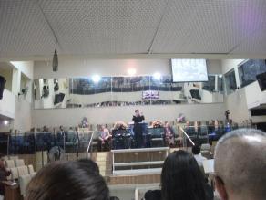 Igreja Assembléia de Deus Belém - Sede de Embu das Artes - SP