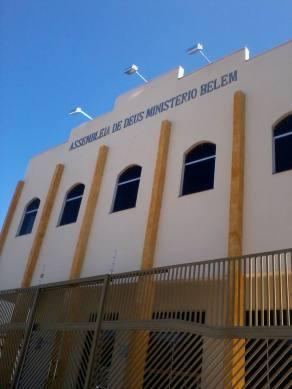 Assembléia de Deus min Belém - Lucélia - SP