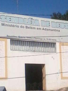 A.D Belém - Campo Adamantina - SP