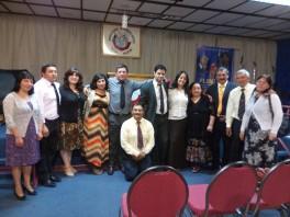 Min. Ev. Vida Nueva en Talca - Chile