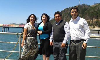 Constiuicion - Chile - Pr. Moises Salgado e Familia