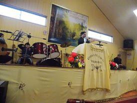Iglesia Pentec. en Constituicion - Chile