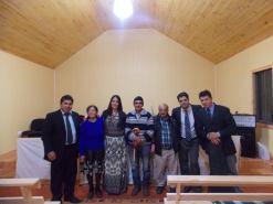 Igreja Pentecostal - Curanipe