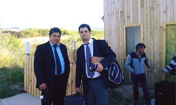 Igreja Pentecostal em Curanipe - Chile