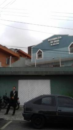 A.D Belém São Marcos - Embus das artes - SP