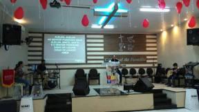 Igreja Quandragular Uruguaiana - RS