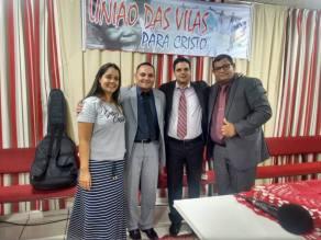 Assembleia de Deus MIssão Un. das Vilas - Uruguaiana - RS