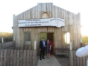 Iglesia Pentecostal Curanipe - Chile