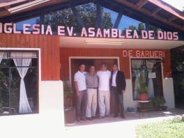 Iglesia A.D Min. Barueri en Bulnes - Chile