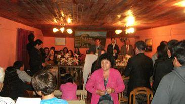 Vigilia en Calabozoz - Maule - Chile
