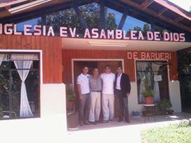 Iglesia en Bulnes - Chile