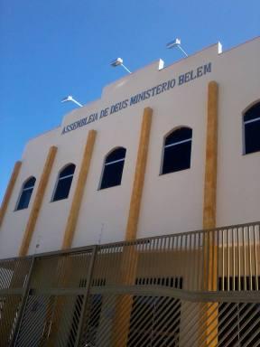 A.D. Belém em Lucélia - SP